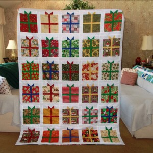 Christmas Present Quilt