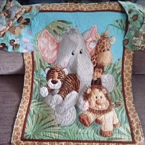 Jungle Quilting