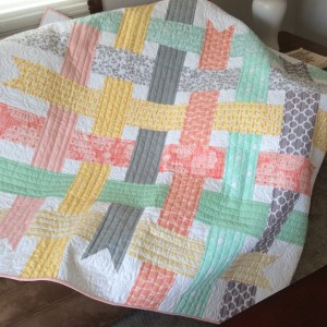 The Ribbon Box Quilt