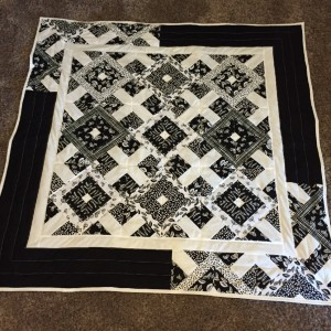 Quilt in a Tote