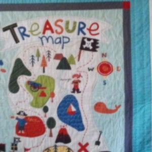Austin's Treasure Chest Quilt