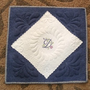 Antique hankie
