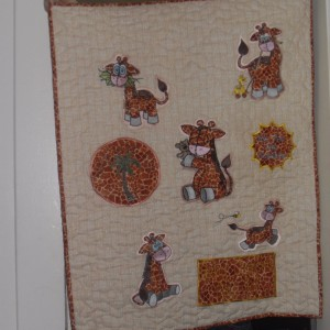 A baby Quilt called