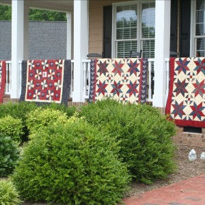 Quilts of Valor 2014