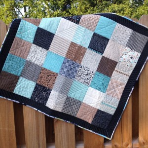Charmed Baby Quilt