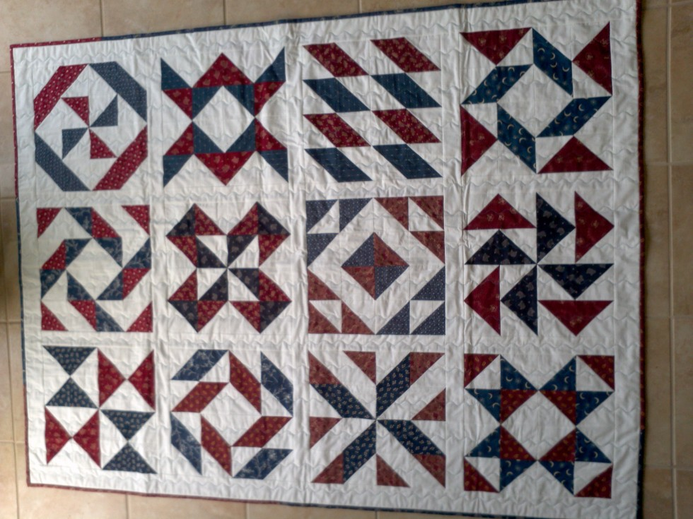 Let Me Count The Ways Quiltsby Me