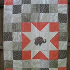 Starbright Baby Quilt