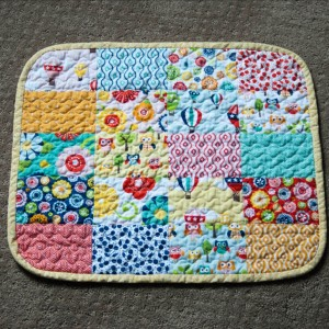 Lulu's Doll Quilt