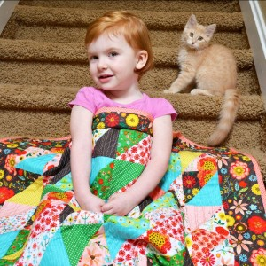 Evie's Roots and Wings Quilt