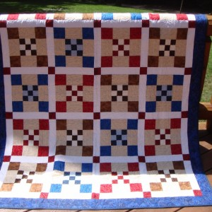 Quilt of Valor project