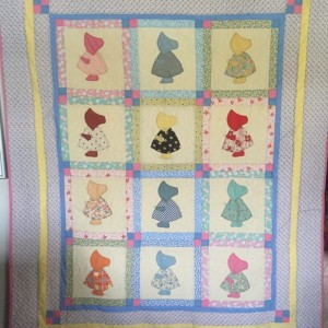 Sunbonnet Sue Old & New