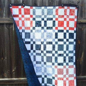 Lakehouse quilt