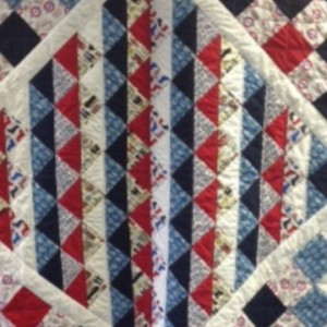 Andy's England Quilt