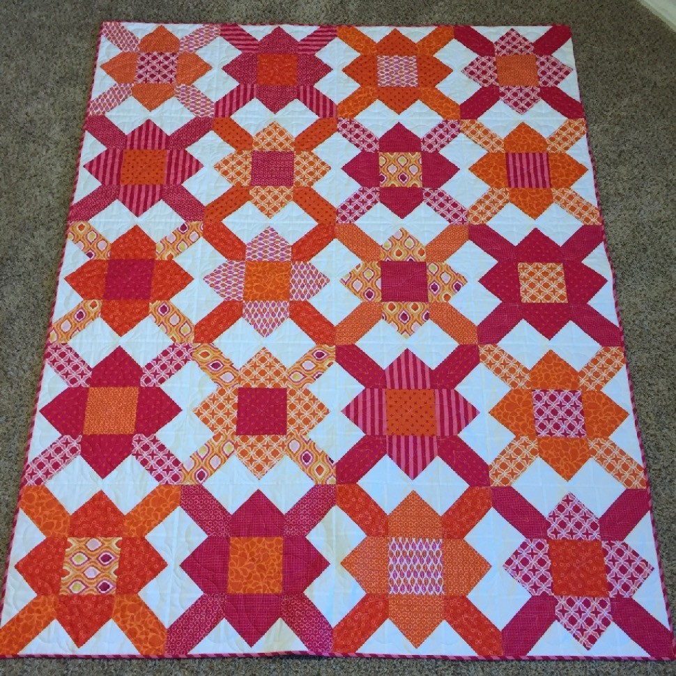 Purse Strings Quilt