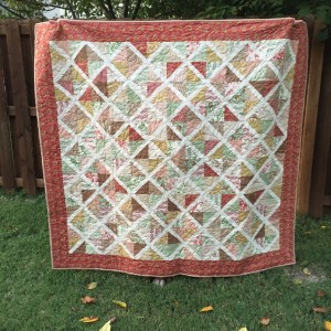 My Lattice Quilt