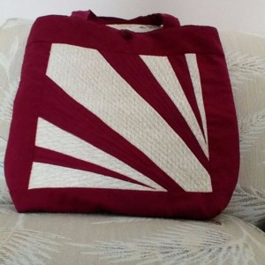 Burst Block bag